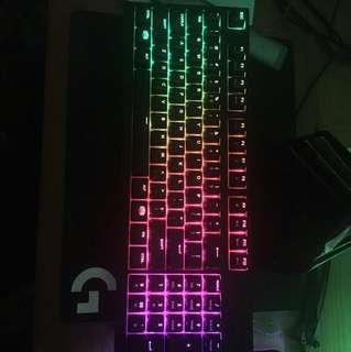 Cooler Master Pro Key M RGB Gaming keyboard