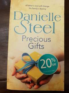 Precious gifts by Danielle Steel