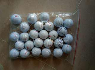 高爾夫球,全新,30個。