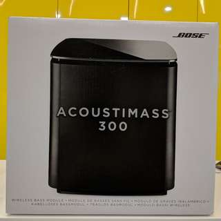 Bose® Acoustimass® 300 wireless bass module