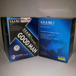 Goodman_Asli USA 100% Original