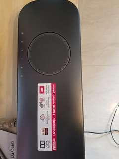 LG SJ9 Dolby ATMOS 5.1.2
