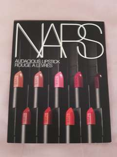 NARS liquid lipstick
