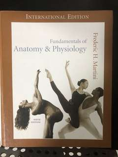 Fundamentals of Anatomy & Physiology (6th ed)