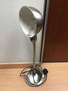 Table light ( silver ) can bend