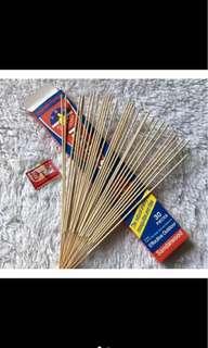Anti mosquito stick sandalwood incense
