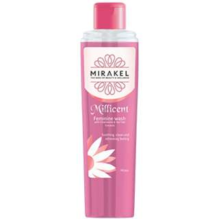 Mirakel Millicent Feminine Wash 110ml Halal Certified