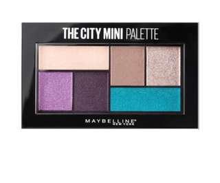 [BRAND NEW] Maybelline The City Mini Pallete