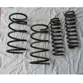 Proton Wira Suspension Springs