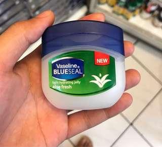 Vaseline aloe fresh
