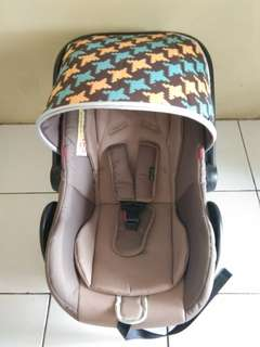 Baby Elle Car Seat BE06B