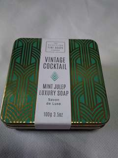 Luxury French Soap Bar