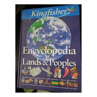 Kingfisher Encyclopedia of Lands and Peoples