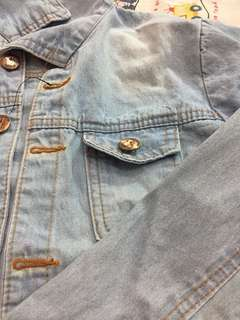 Jacket jeans all size