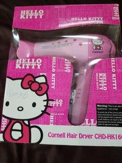 Hello Kitty Hair Dryer Cornell