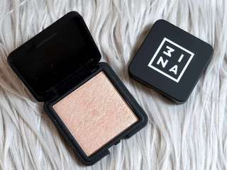 3INA highlighter 201 beige