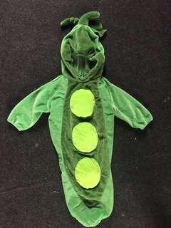 costume peapod