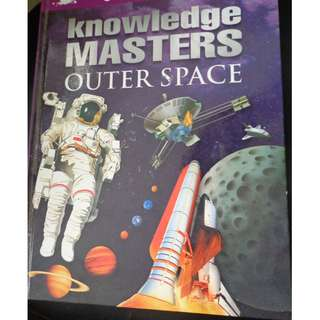 knowledge Masters: OUTER SPACE