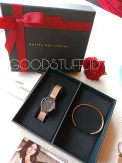 PROMO DW DANIEL WELLINGTON ORIGINAL 100%