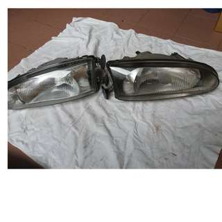 Proton Wira Headlights