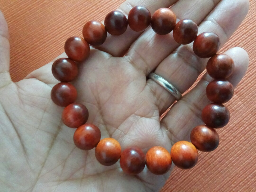 12mm King of Wood Raja Kayu Bracelet