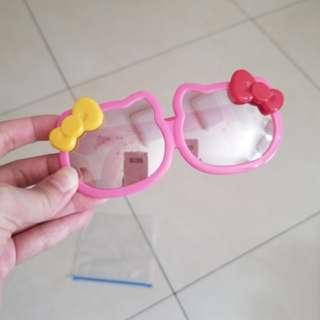 hello kitty 太陽眼鏡