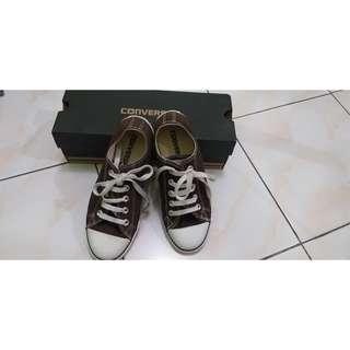 Brown Converse Original