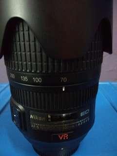 Lens nikon afs 70-300mm