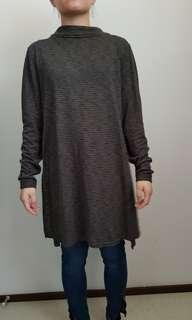 Now khaki tunic size S