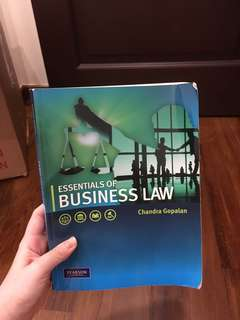 Essential of Business Law
