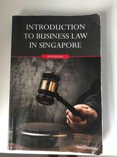 BU8301 business law textbook