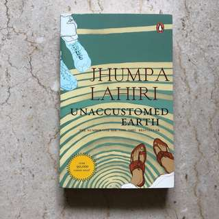 Brand New The Unaccustomed Earth by Jhumpa Lahiri