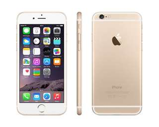 iPhone 6 (rose gold) 16GB