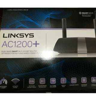 Linksys EA6350 Dual-Band Wi-Fi Router AC1200+