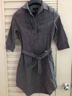 Padini Grey Formal Dress