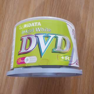 DVD +R (bulk or indiv)