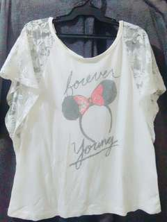 Forever Young Laced Top