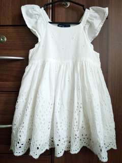 Baby Gap Eyelet Dress