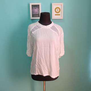 GAUDI WHITE BLOUSE