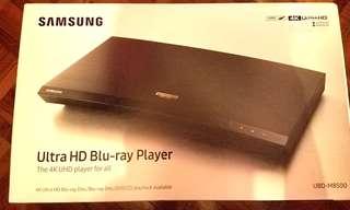 samsung 4k 藍光播放器 m8500
