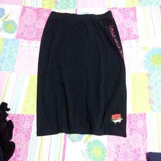Ed Hardy Pencil Skirt