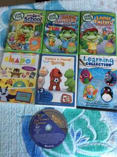 Educational VCD