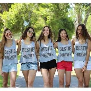 Besite Forever Singlet Apparel Clothing Tshirt Tee