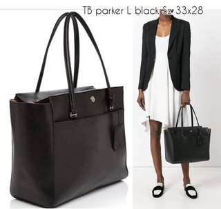 TB parker tote Large 33x28