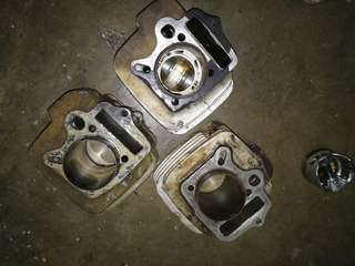 Cylinder Block EX5 Dream