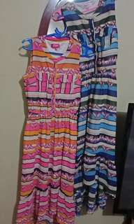 Two Candies long back dress