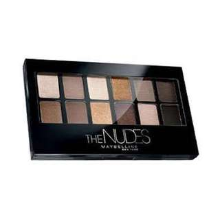 Maybelline the Nude Pallete