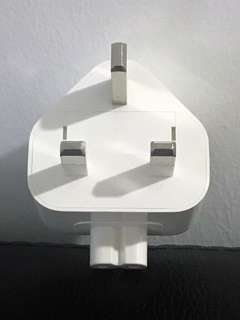 UK Plug for Apple