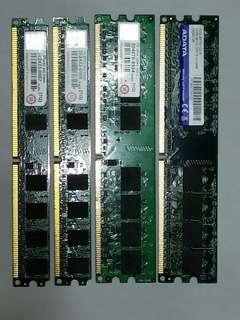 🚚 記憶體 桌型電腦 DDR2