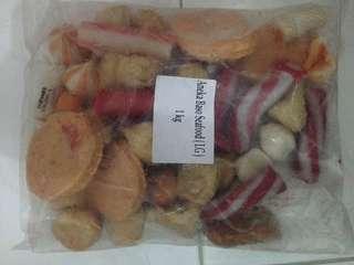 Baso seafood tomyam